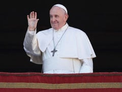 Pope Francis In Christmas Message Appeals For Global Peace