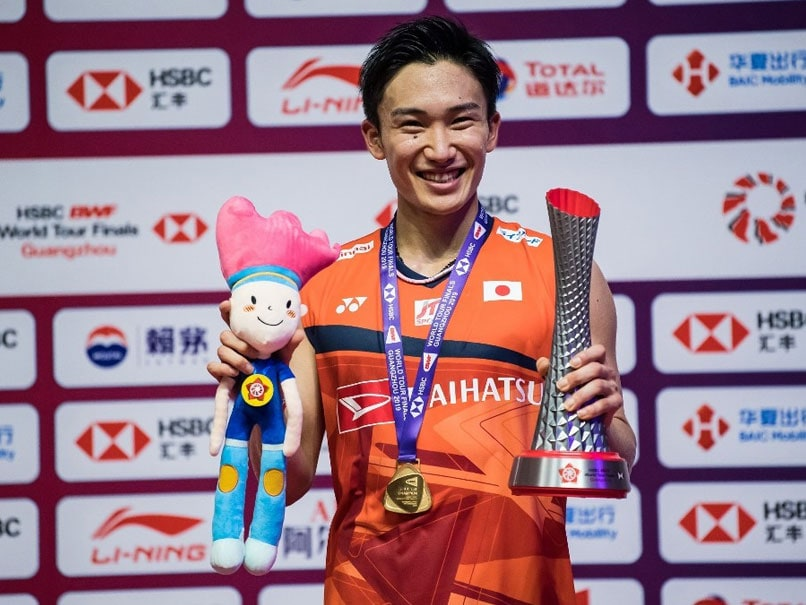 BWF World Tour Finals: Kento Momota Wins Record 11th Title Of 2019