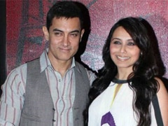 'Can't Wait To See It': Aamir Khan Congratulates Rani Mukerji On Her Film <i>Mardaani 2</i>