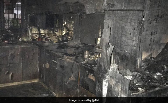 3 Women Dead, 4 Injured In Fire At A House In North Delhi