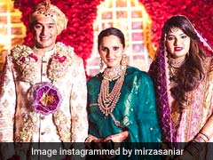 Sania Mirza Shares Favourite Moments From Sister Anam Mirza's Wedding