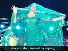सपना चौधरी ने 'घूंघट 3' सॉन्ग पर यूं मचाया धमाल, बार-बार देखा जा रहा डांस Video