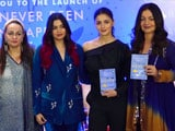 Video : Alia Bhatt And Family At Shaheen Bhatt's Book Launch