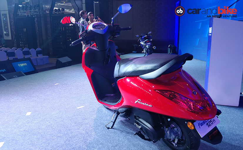 Yamaha Fascino 125 FI Price Increased For The First Time
