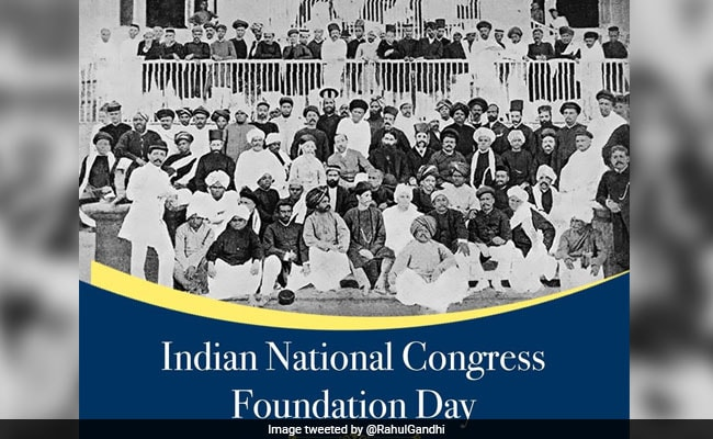 On 135th Congress Foundation Day, Leaders Share What Party Stands For