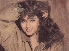 This Throwback Pic Of Madhuri Dixit Is Worth 'Pause And Rewind'