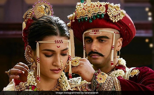 Panipat Box Office Collection Day 1: Arjun Kapoor And Kriti Sanon's Film Gets A Slow Start, Collects Rs 4 Crore