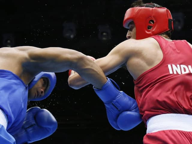 Boxer Sumit Sangwan Suspended For Failing Dope Test