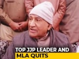 Video : Trouble In BJP's Haryana Ally JJP?
