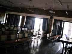 Empty Classrooms At TISS In Mumbai As Students Join Nationwide Protests