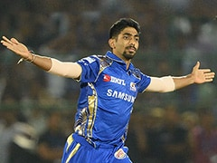 """""""You'll Have To Face Me In Nets"""": Jasprit Bumrah Welcomes Chris Lynn To Mumbai Indians"""