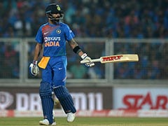 India vs West Indies 3rd T20I Live Score: West Indies Lose Three Early Wickets In Mammoth Chase