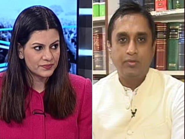 "Video : Jharkhand Ally ""Made Unreasonable Demands,"" Says BJP's Vivek Reddy"