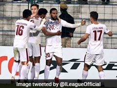 I-League: Mohun Bagan Thrash TRAU FC 4-0 To Register Season's First Win