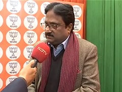 "Jharkhand ""Trends Unexpected, Thought We'd Reach Majority"": BJP Spokesman"