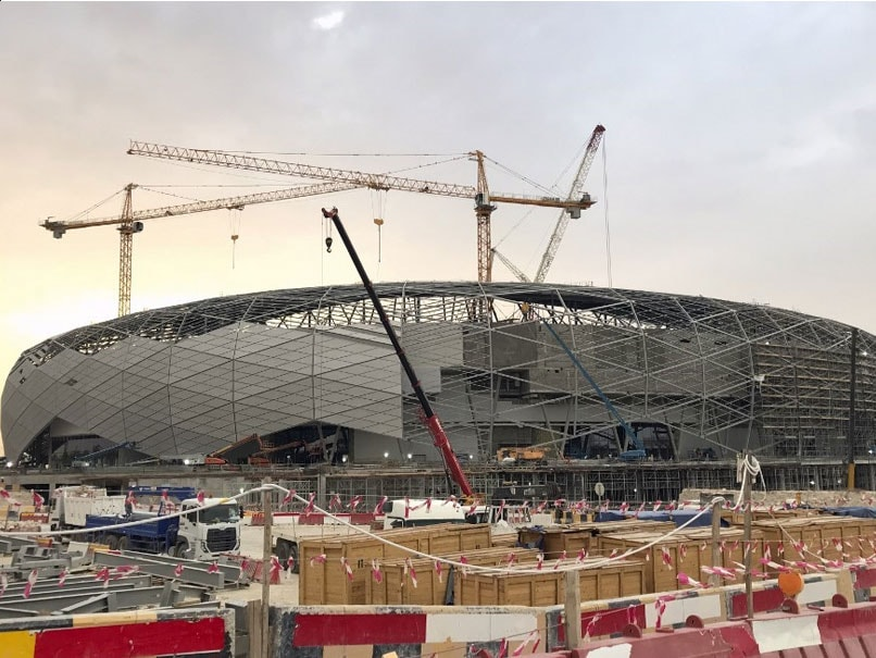 Qatar Postpones Launch Of New 2022 World Cup Venue #Sportskeedi