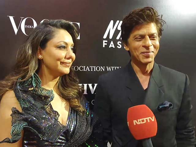 Shah Rukh Takes 5 Hours To Get Ready: Gauri Khan