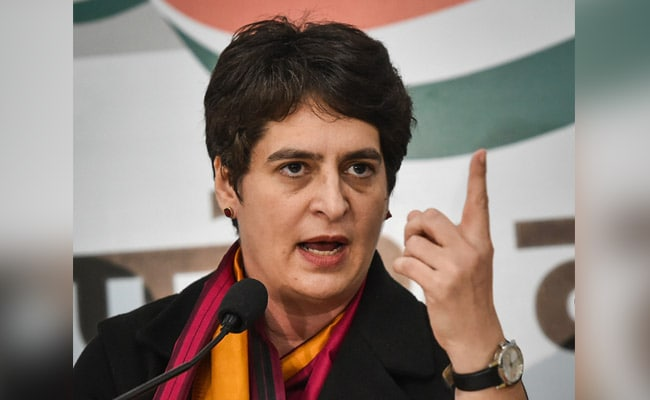 'When BJP MPs Incite People To Shoot': Priyanka Gandhi On Jamia Firing
