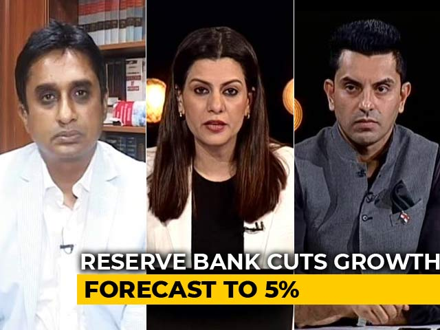 Video : Indian Economy In A Tailspin?
