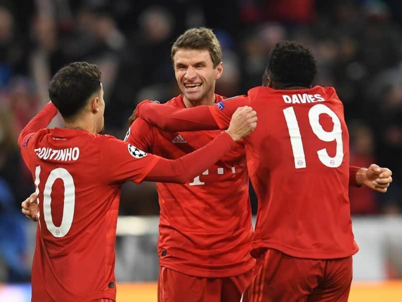 Champions League: Atletico Madrid Seal Qualification, Bayern Munich Beat Tottenham