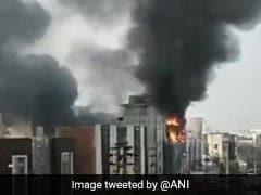 दिल्ली की अनाज मंडी के बाद अब मानेसर की एक फैक्टरी में लगी आग, दमकल की 6 गाड़ियां मौके पर पहुंची