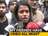 "Video : ""Thought University Is The Safest"": Jamia Student On Night Of Violence"
