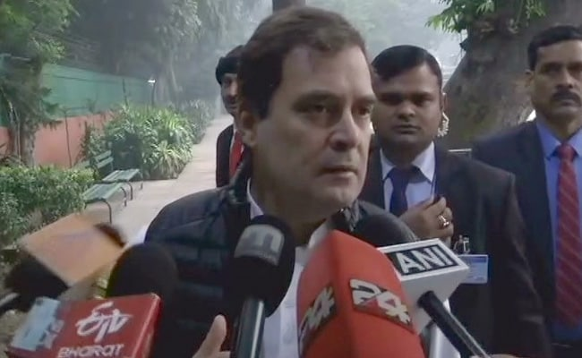 Coronavirus Outbreak: Rahul Gandhi Hopes Chinese Find Courage To Persevere Through Ordeal