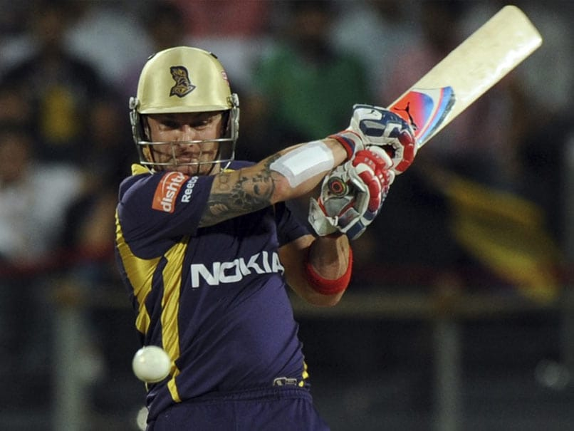 "Brendon McCullum Hopeful That ""The Cards Fall"" KKRs Way In IPL 2020 Auction"
