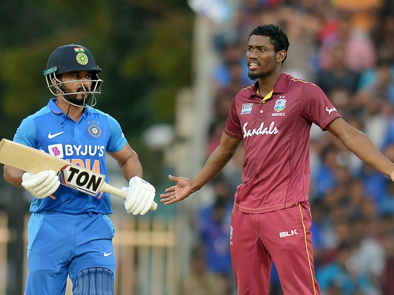 India vs West Indies: West Indies Fined For Slow Over-Rate In First ODI Against India