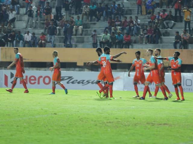 I-League: Holders Chennai City beat debutants TRAU 1-0