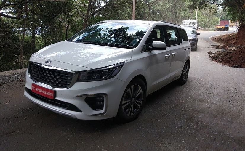 The Kia Carnival launching in India will be Identical to the Korean-spec model.