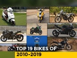 Video : Top 19 Two-Wheelers Of The Last Decade: 2010-2019