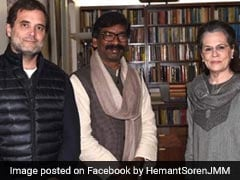 झारखंड में हेमंत सोरेन के साथ कांग्रेस के दो विधायक ले सकते हैं मंत्री पद की शपथ
