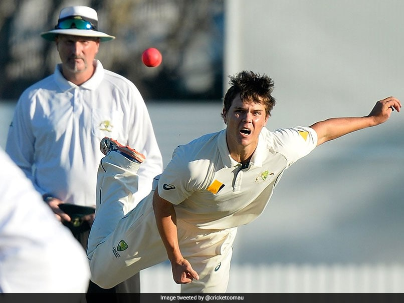 Australia Add Spinner Mitchell Swepson To Squad For 3rd Test Against New Zealand