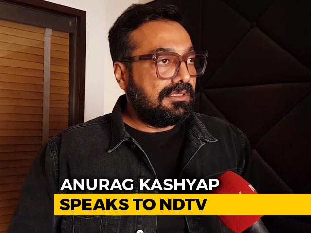 "Video : ""It's A Scared Government That Only Wants To Win Polls"": Anurag Kashyap"