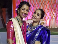 Freida Pinto's Ethnic Looks Are On Point For Sister's Wedding In Assam