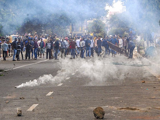 2 Dead In Police Firing In Guwahati Amid Protests Over Citizenship Bill