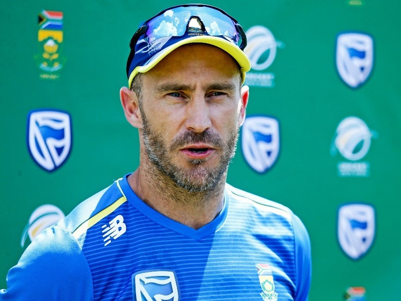 Faf Du Plessis Says Off-Field Dramas In South African Cricket Took Toll