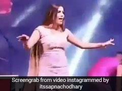 Sapna Choudhary का 'तेरी आंख्या का यो काजल' पर धमाका, डांस वीडियो वायरल