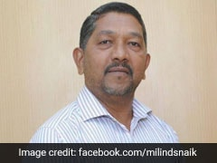 "Congress Wants Goa Minister Milind Naik Sacked Over ""Unmanned Pak Ship"""