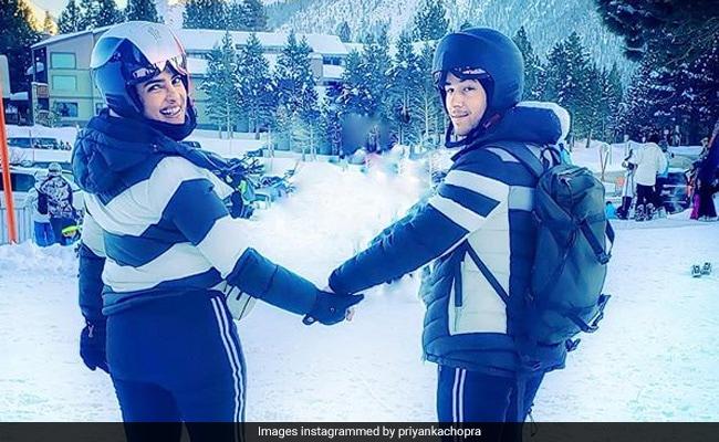 More Postcard-Worthy Pics From Priyanka Chopra And Nick Jonas' California Vacation
