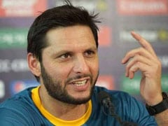 Watch: Shahid Afridi Says He Smashed TV After Daughter Imitated 'Aarti' Scene While Watching Show