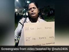 हैदराबाद में बलात्कार-हत्याकांड के बाद फूटा महिलाओं का गुस्सा, बोलीं- '7 बजे के बाद मर्द...' देखें Video