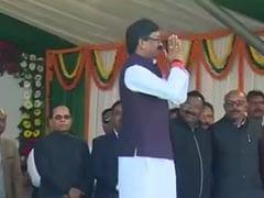 हेमंत सोरेन की ताजपोशी पर बिहार के स्वास्थ्य मंत्री ने ली चुटकी, बोले- अली बाबा और...
