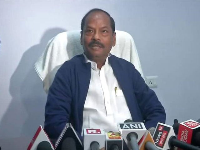 """Video : """"Too Early"""": Jharkhand Chief Minister As Leads Show BJP Trail"""