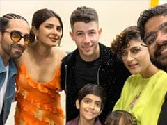 A Round-Up Of How Priyanka Chopra, Nick Jonas, Ayushmann Khurrana And Tahira Kashyap Lit Up The Bahamas