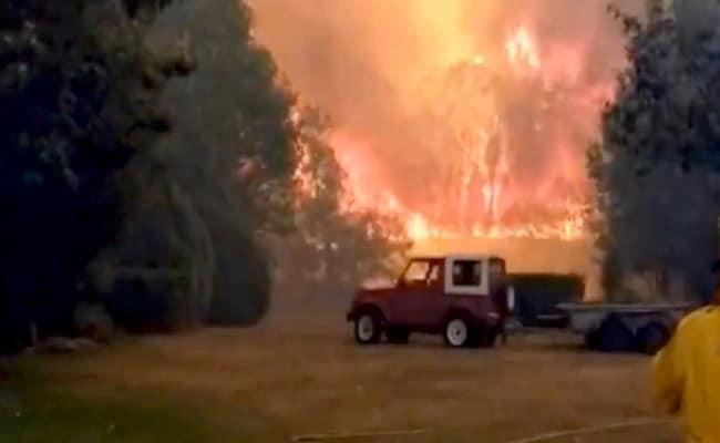 State Of Emergency Declared In Australia Amid Bushfire