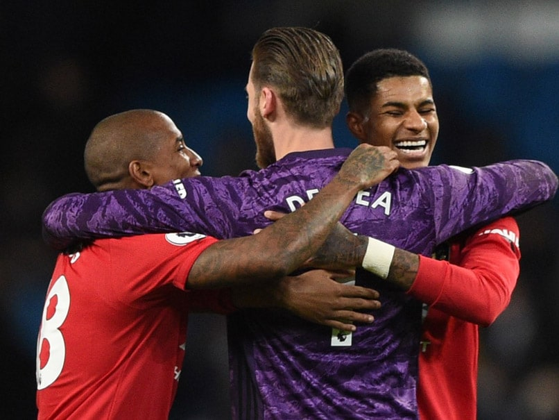 Premier League: United Win Feisty Manchester Derby As Liverpool Secure Christmas No.1