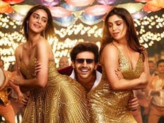 <I>Pati Patni Aur Woh</i> Box Office Collection Day 1: Kartik Aaryan, Bhumi Pednekar And Ananya Panday's Film Gets An 'Excellent' Opening, Earns Rs 9 Crore