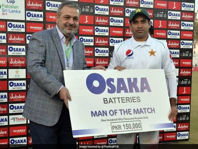 Abid Ali becomes new star of Pakistan's cricket